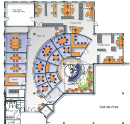 Mark Billington  Office Furniture Space Planning
